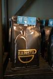 NW 23rd Barista sklep z kawą Portland Oregon Obrazy Stock