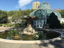 NY植物园 库存图片