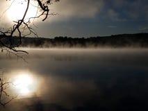 NY湖1 免版税库存图片