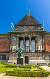 Ny Карлсбург Glyptotek, музей изобразительных искусств в Копенгагене Стоковые Изображения