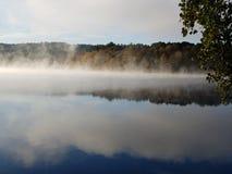 NY湖2 免版税库存照片