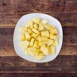 ny ananas Royaltyfri Bild