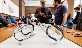 Ny Apple för Apple klockaserie 3 snille, klockor ror Royaltyfri Fotografi