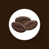 ny arom för bönakaffe royaltyfri illustrationer
