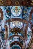 Ny Athos kloster, Abchazien Royaltyfri Foto