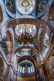Ny Athos kloster, Abchazien Royaltyfri Bild