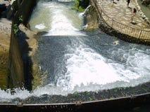 Ny Athos vattenfall i Abchazien Royaltyfria Foton