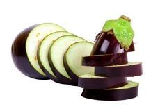 ny aubergine Royaltyfri Bild
