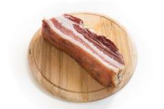 ny bacon Arkivbild