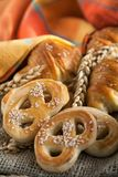 Ny bageriprodukt royaltyfria bilder