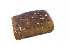 Ny-bakat smakligt Brown bröd arkivfoto