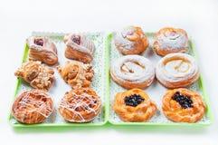 Ny bakning Royaltyfria Foton