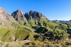Ny bergluft Fotografering för Bildbyråer