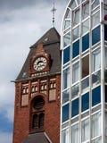 ny berlin byggnadskyrka Royaltyfri Bild