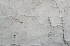 Ny betong på konstruktionsplats Royaltyfri Foto