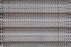 Ny bilelementvärmeapparat som isoleras på vit bakgrund Bilreservdelar textur av det nya motorvattnet som kyler element royaltyfri bild