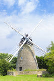 Ny Bradwell windwill i Milton Keynes Royaltyfria Foton