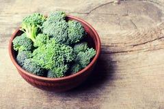 ny broccoli Arkivfoto