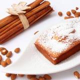 ny cake Fotografering för Bildbyråer