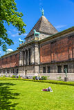 Ny Carlsberg Glyptotek, an art museum in Copenhagen Stock Photography