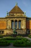Ny Carlsberg Glyptotek, an art museum in Copenhagen, Denmark Royalty Free Stock Photography