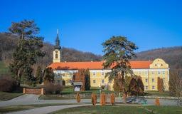 Ny Chopovo kloster (Manastir Novo Shopovo) Royaltyfri Fotografi