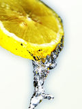 ny citron Fotografering för Bildbyråer
