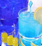ny citron för drink Arkivfoton