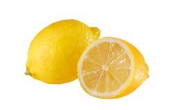 Ny citronfrukt royaltyfri bild