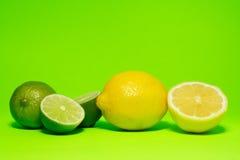 ny citronlimefrukt Royaltyfri Bild