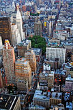 NY City View Royalty Free Stock Images