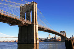 NY clássico - Noiva de Brooklyn Fotografia de Stock