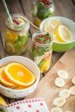 Ny cutted frukt arkivfoto