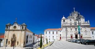 Ny domkyrka av Coimbra royaltyfri foto