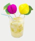 ny drink Royaltyfria Bilder
