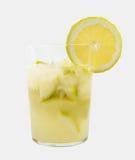 ny drink Royaltyfri Foto