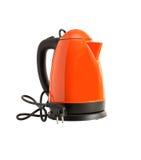 ny elektrisk kettle royaltyfri fotografi
