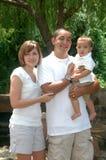 ny familj Royaltyfria Bilder