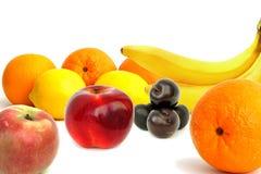 Ny frukt. Arkivfoton