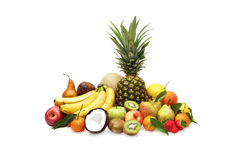 Ny frukt Royaltyfri Fotografi