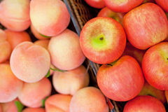 Ny frukt Fotografering för Bildbyråer