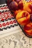 ny frukt för closeup Sunda sommarmellanmål royaltyfria foton