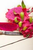 ny frukt för drake Arkivbild
