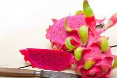 ny frukt för drake Arkivfoton