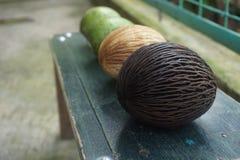 ny frukt och guavafrukt royaltyfri fotografi