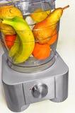 ny fruktblandare Arkivfoto