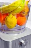 ny fruktblandare Royaltyfri Fotografi