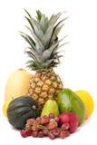 ny fruktproduce Arkivfoto