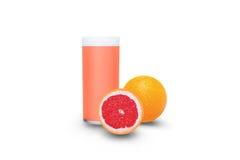 Ny fruktsaft Arkivfoton