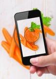 Ny fruktsaft för foto Arkivbilder